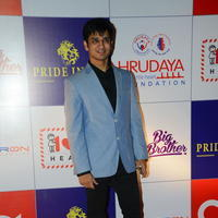 Nikhil Siddhartha - Celebs at 100 Hearts Red Carpet by CCL Stills