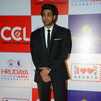 Rana Daggubati - Celebs at 100 Hearts Red Carpet by CCL Stills | Picture 951784