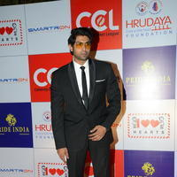 Rana Daggubati - Celebs at 100 Hearts Red Carpet by CCL Stills | Picture 951788
