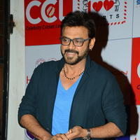 Venkatesh - Celebs at 100 Hearts Red Carpet by CCL Stills | Picture 951797