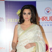 Kriti Kharbanda at 100 Hearts Red Carpet by CCL Photos | Picture 951213