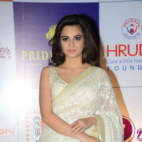 Kriti Kharbanda at 100 Hearts Red Carpet by CCL Photos | Picture 951214