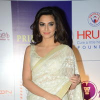 Kriti Kharbanda at 100 Hearts Red Carpet by CCL Photos | Picture 951216