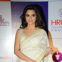 Kriti Kharbanda at 100 Hearts Red Carpet by CCL Photos | Picture 951217