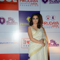 Kriti Kharbanda at 100 Hearts Red Carpet by CCL Photos | Picture 951221