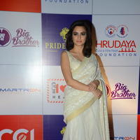 Kriti Kharbanda at 100 Hearts Red Carpet by CCL Photos | Picture 951222