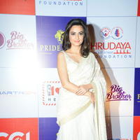 Kriti Kharbanda at 100 Hearts Red Carpet by CCL Photos | Picture 951223