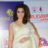 Kriti Kharbanda at 100 Hearts Red Carpet by CCL Photos | Picture 951230