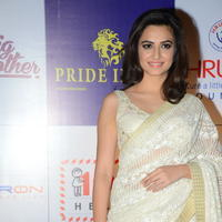 Kriti Kharbanda at 100 Hearts Red Carpet by CCL Photos | Picture 951231