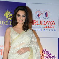 Kriti Kharbanda at 100 Hearts Red Carpet by CCL Photos | Picture 951232