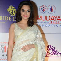 Kriti Kharbanda at 100 Hearts Red Carpet by CCL Photos | Picture 951233