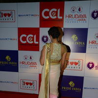 Sanjana at 100 Hearts Red Carpet by CCL Stillls | Picture 951164