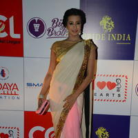 Sanjana at 100 Hearts Red Carpet by CCL Stillls | Picture 951166