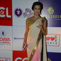 Sanjana at 100 Hearts Red Carpet by CCL Stillls | Picture 951170
