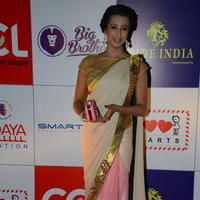 Sanjana at 100 Hearts Red Carpet by CCL Stillls | Picture 951171
