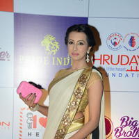 Sanjana at 100 Hearts Red Carpet by CCL Stillls | Picture 951173