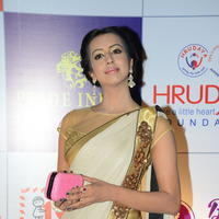 Sanjana at 100 Hearts Red Carpet by CCL Stillls | Picture 951178