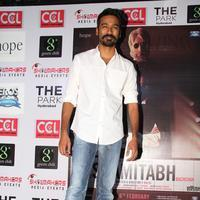 Dhanush - Shamitabh Movie Press Meet Stills