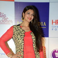 Siya Gowtham at 100 Hearts Red Carpet by CCL Stills   Picture 951237