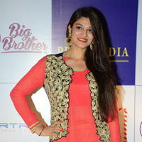 Siya Gowtham at 100 Hearts Red Carpet by CCL Stills   Picture 951239