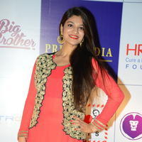 Siya Gowtham at 100 Hearts Red Carpet by CCL Stills   Picture 951246