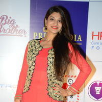 Siya Gowtham at 100 Hearts Red Carpet by CCL Stills   Picture 951247