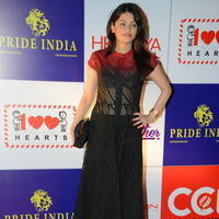 Sneha Ullal at 100 Hearts Red Carpet by CCL Photos | Picture 951113