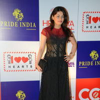 Sneha Ullal at 100 Hearts Red Carpet by CCL Photos | Picture 951114