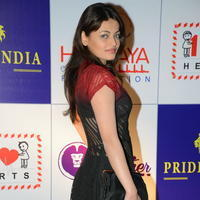Sneha Ullal at 100 Hearts Red Carpet by CCL Photos | Picture 951129