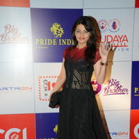 Sneha Ullal at 100 Hearts Red Carpet by CCL Photos | Picture 951133