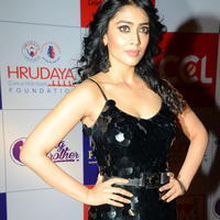 Shriya Saran at 100 Hearts Red Carpet by CCL Photos | Picture 951343