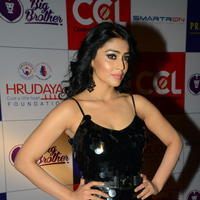 Shriya Saran at 100 Hearts Red Carpet by CCL Photos | Picture 951347