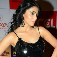 Shriya Saran at 100 Hearts Red Carpet by CCL Photos | Picture 951348