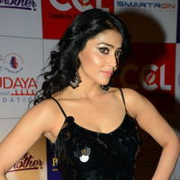Shriya Saran at 100 Hearts Red Carpet by CCL Photos | Picture 951350