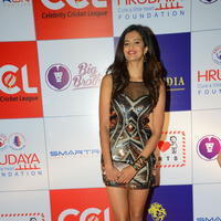 Shubra Aiyappa at 100 Hearts Red Carpet by CCL Stills | Picture 950982