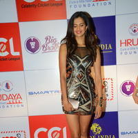 Shubra Aiyappa at 100 Hearts Red Carpet by CCL Stills | Picture 950984
