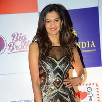 Shubra Aiyappa at 100 Hearts Red Carpet by CCL Stills | Picture 950989