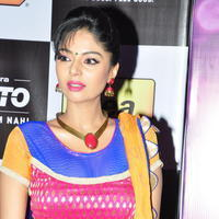 Sanam Shetty at Mirchi Music Awards 2014 Stills