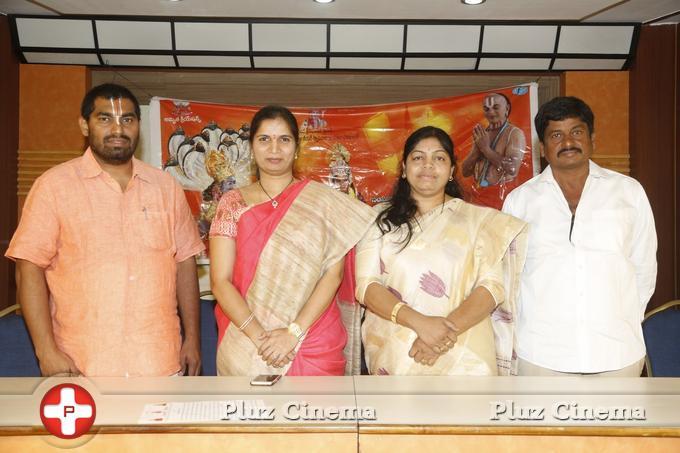 Sangasamskartha Bhagavath Ramanujulu Press Meet Stills   Picture 1077919