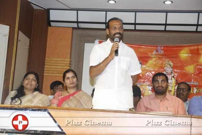 Sangasamskartha Bhagavath Ramanujulu Press Meet Stills   Picture 1077927