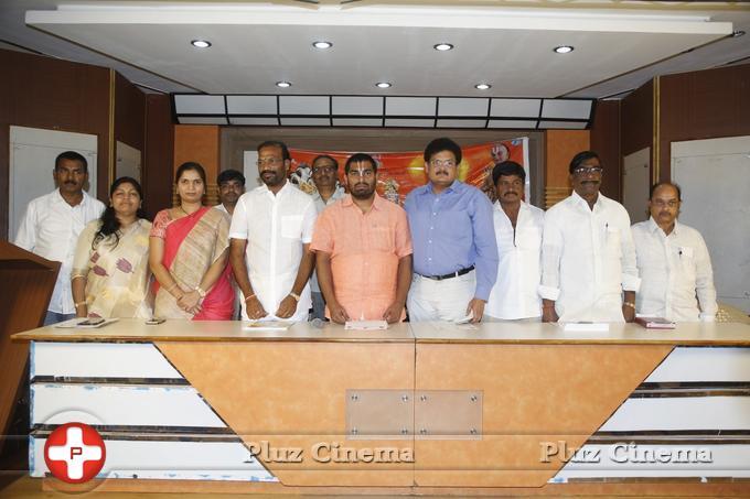 Sangasamskartha Bhagavath Ramanujulu Press Meet Stills | Picture 1077930