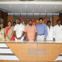 Sangasamskartha Bhagavath Ramanujulu Press Meet Stills