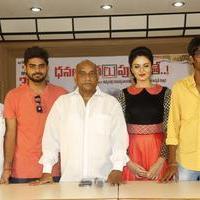 Dhanalakshmi Talupu Tadithey Movie Press Meet Stills | Picture 1079059