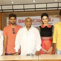 Dhanalakshmi Talupu Tadithey Movie Press Meet Stills | Picture 1079066