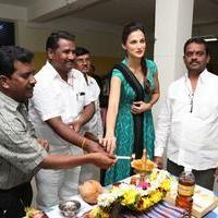 Shilpa Reddy at Pochampally IKAT Art Mela Photos | Picture 1079106
