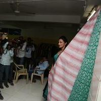 Shilpa Reddy at Pochampally IKAT Art Mela Photos | Picture 1079108