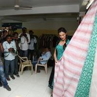 Shilpa Reddy at Pochampally IKAT Art Mela Photos | Picture 1079109