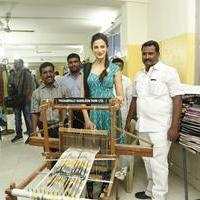 Shilpa Reddy at Pochampally IKAT Art Mela Photos | Picture 1079112
