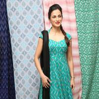 Shilpa Reddy at Pochampally IKAT Art Mela Photos | Picture 1079114
