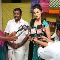 Shilpa Reddy at Pochampally IKAT Art Mela Photos | Picture 1079119
